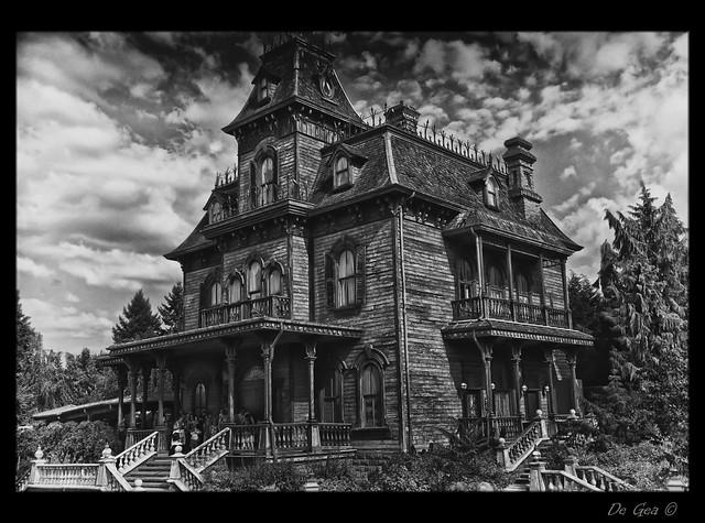 La casa encantada