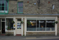 Nat's Kitchen, Buxton, Derbyshire. Renamed Number 13.