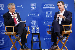 Zócalo: An Evening with Gavin Newsom | by Zócalo Public Square