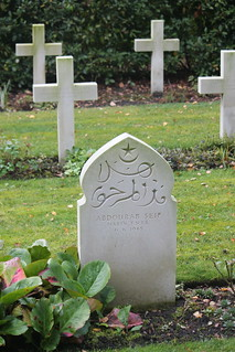 Grave of Abdourab Seif