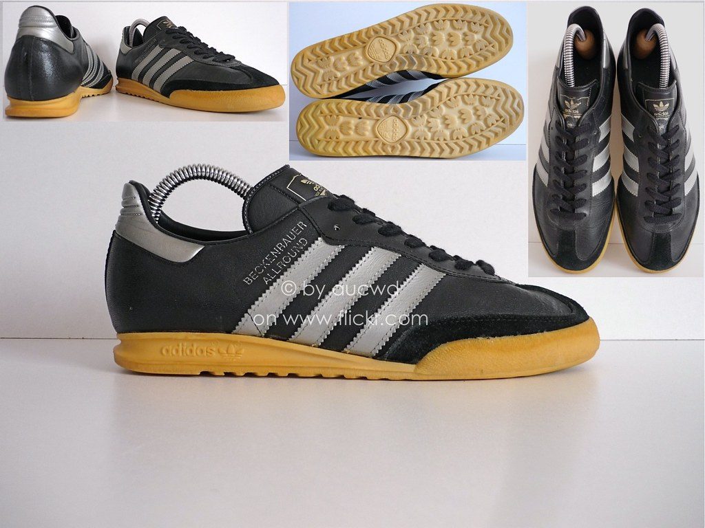 908e4bdbba0 ... 70`S / 80`S VINTAGE ADIDAS BECKENBAUER ALLROUND SHOES / TRAINERS | by