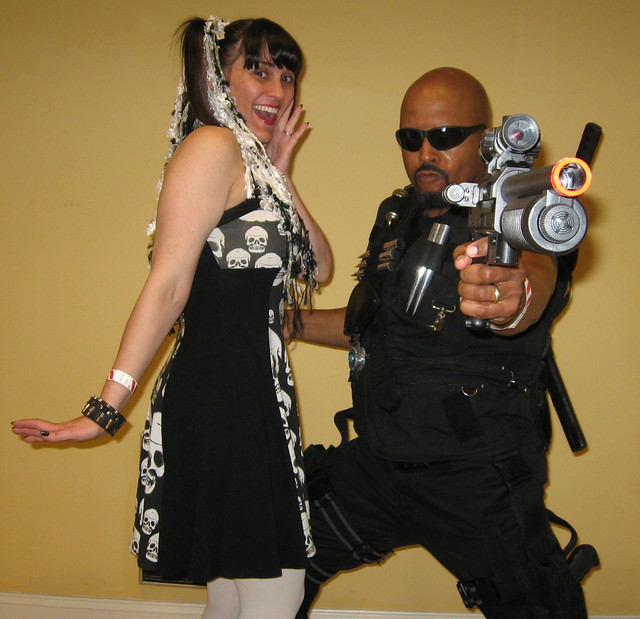 2012 Horrorfind: Penny & Blade