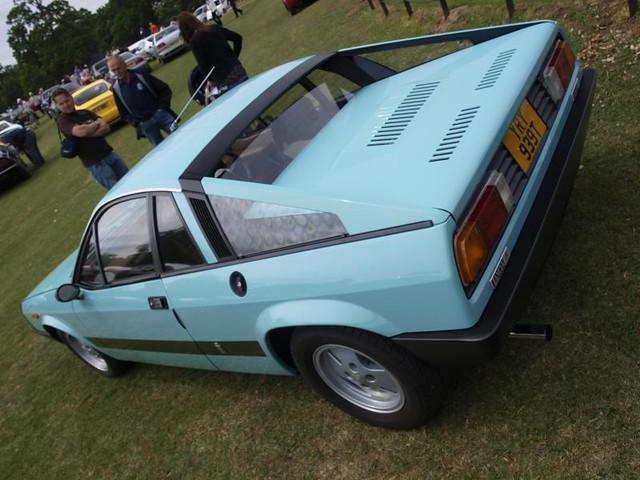Lancia Beta Montecarlo Sports Cars