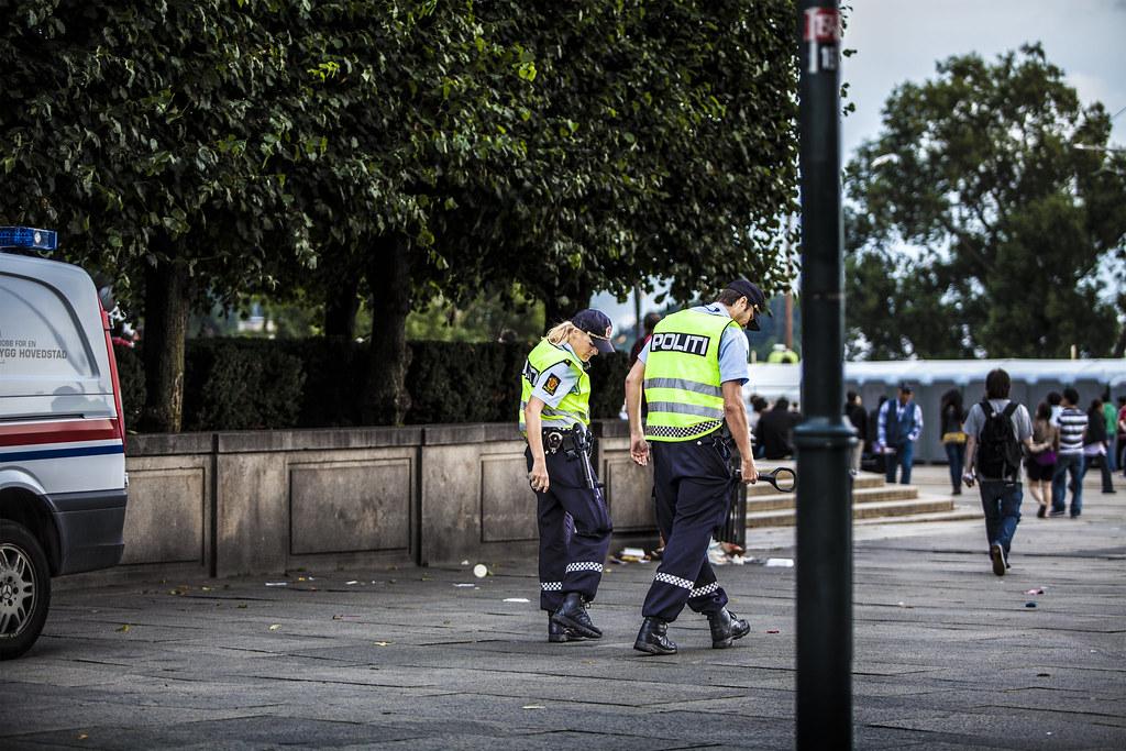 politiet jobb