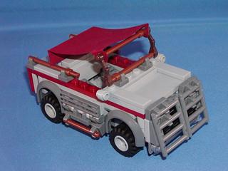 APOC Jeep