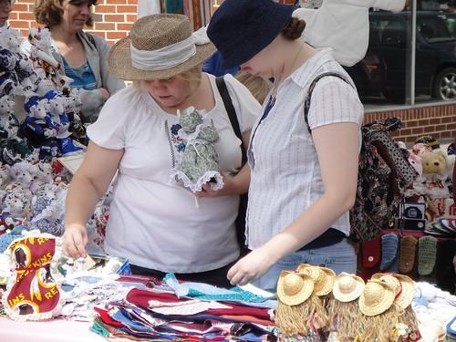 Fall Follies Street Fair, Leonardtown
