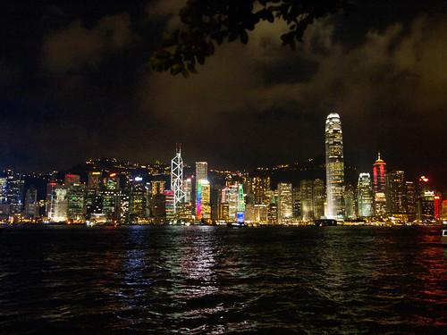Hong Kong Skyline | by Stefanvds(.com)