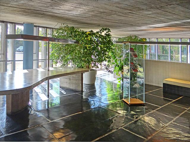 La maison du Brésil (Cité internationale universitaire de Paris)