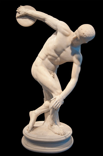 Discus Thrower | by Sebastian Niedlich (Grabthar)