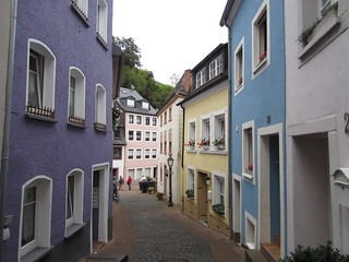 Saarburg street | by Abby flat-coat