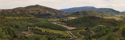 Corbieres Landscape - Pseudo High-Res | by Peter Gorges