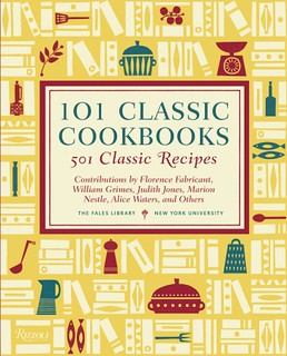 10-04-12-NYC-Cover of 101 Classic Cookbooks.jpg | by indigowithstars