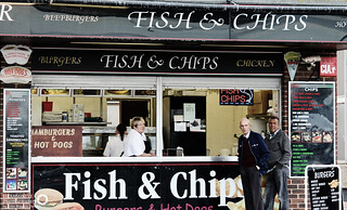 Fish and chips | by Hexagoneye Photography
