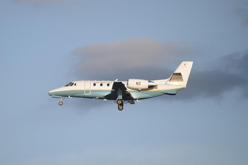 N3  Cessna  560XL  Citation  KDCA  20121006