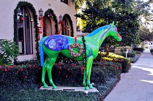 sculpture art florida landscaping sidewalk christmasdecorations ocala