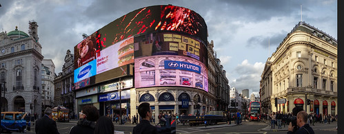 Piccadilly Circus | by nan palmero