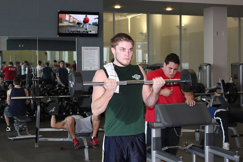 Student Fitness Center | by Illinois State University