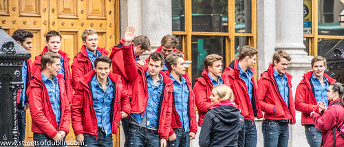 Abercrombie & Fitch First store In Ireland Opened Today | by infomatique