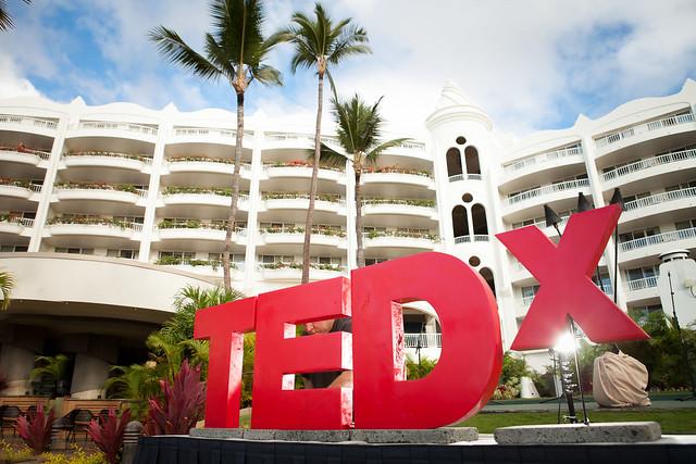 TEDxMaui 2013 Welcome Reception