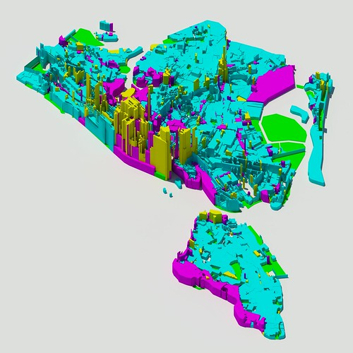 NYC Data Mapping   by proxyarch