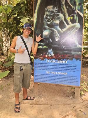 Renzo and the Chullachaqui Amazon Legend