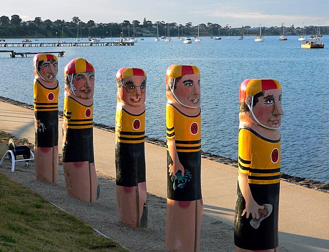 Bollards Geelong Australia (10)