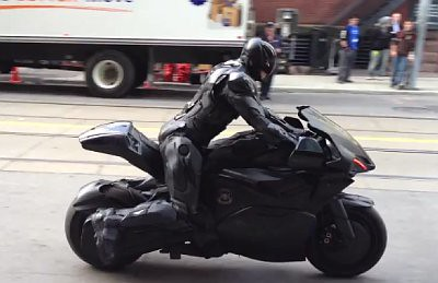 2014 Robocop Movie Motorcycle 3 Fast Wheels 411 Flickr