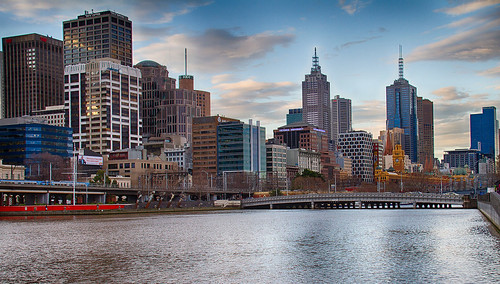 Melbourne | by runmonty