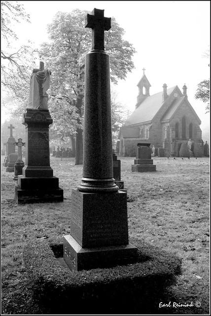St. Andrew's (20121025-1662bw)