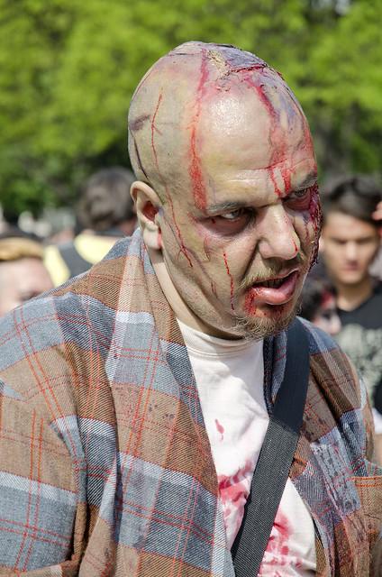 Zombie walk2