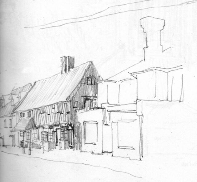 High Street, Charing, Kent.