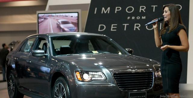 2013 Washington Auto Show - Upper Concourse - Chrysler 5