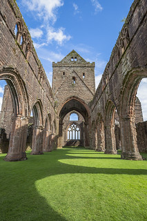 Sweetheart Abbey | by VisitScotland
