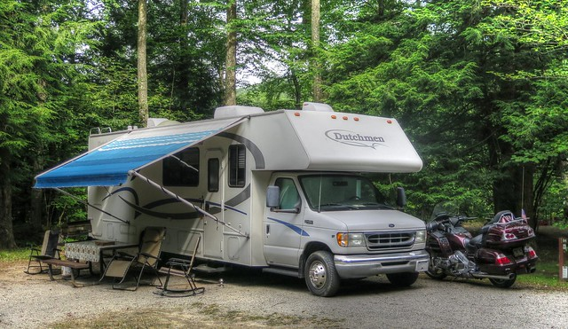 RVing in PA