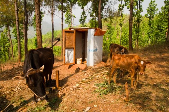 Mahadevsthan Village, Nepal 2016