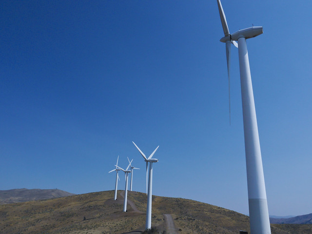 Lime Wind Energy Project