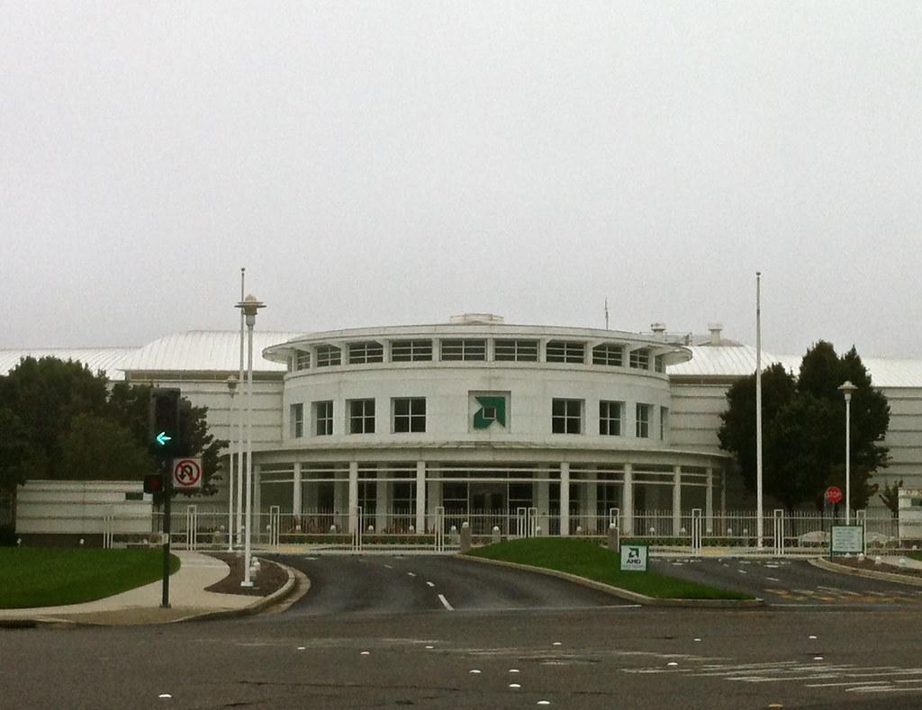 Amd Headquarters In Sunnyvale California Advanced Micro D Flickr