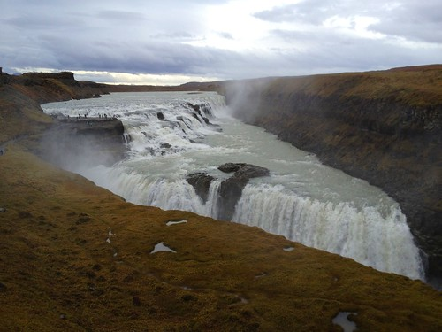 Gulfoss (Golden Falls), Ísland | by thatguyeric