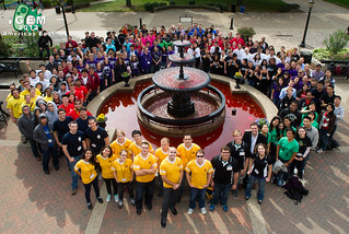iGEM From Above 2012 RJ: Americas East   by igemhq