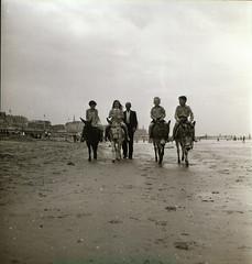 Scheveningen Strand 10 Ezeltje rijden