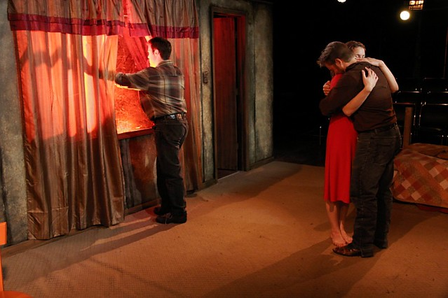 Signal Ensemble Theatre Fool For Love 2007 Photography: Johnny Knight