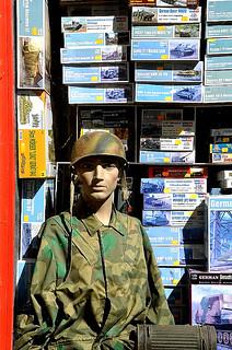 Prague mannequins