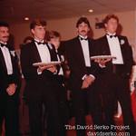 Shirley's wedding reception 1985