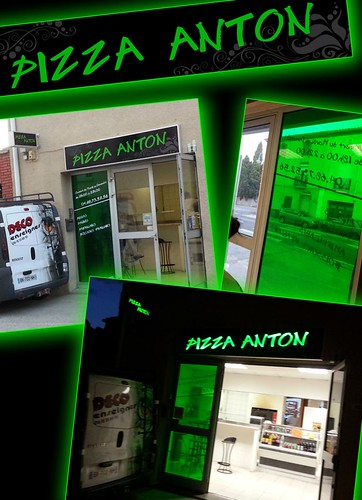 pizza anton | by decoenseignes
