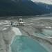 At the bottom of Herbert Glacier