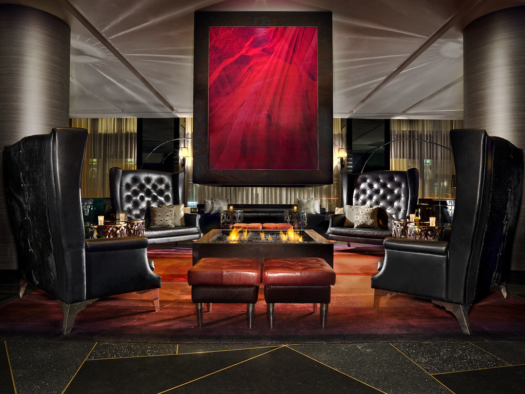 w minneapolis - the foshay—living room | living room lounge