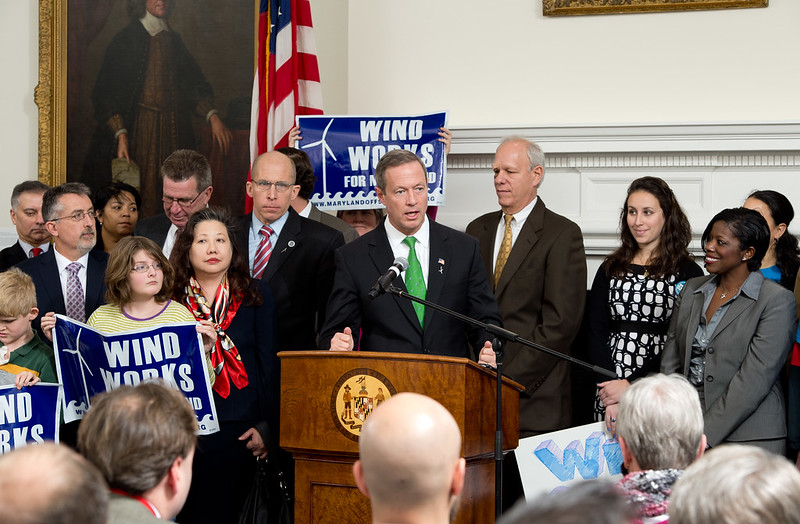 Offshore Wind Energy Act of 2013 Announcement
