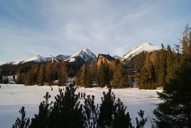 Štrbské Pleso, High Tatras