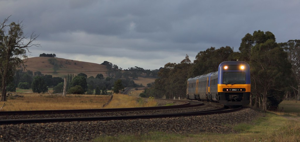 Cityrail - Endeavour by Thomas Worley