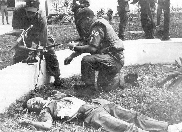 TET 1968 - Saigon, Vietnam